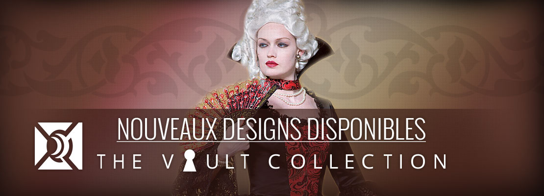 Nouveau en Europe: Cosplay Vault-Collection
